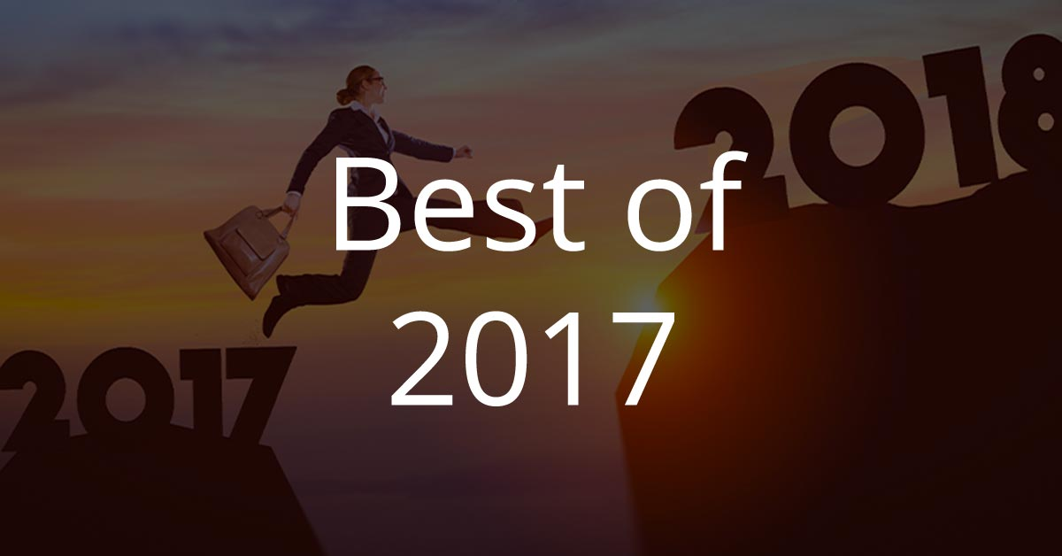 The Best of 2017 Blogs, News and Downloads from JCurve Solutions
