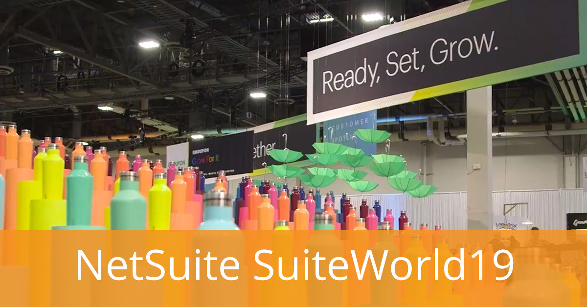NetSuite SuiteWorld (1-4 April 2019) | What You Need to Know