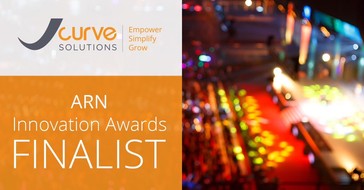 JCurve Solutions a Finalist in 2018 ARN Innovation Awards