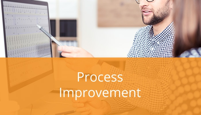 A Five-Step Process Improvement System for Wholesale Distributors