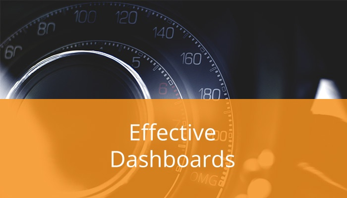 Get Your Motor Running! 10 Steps to Effective Dashboards