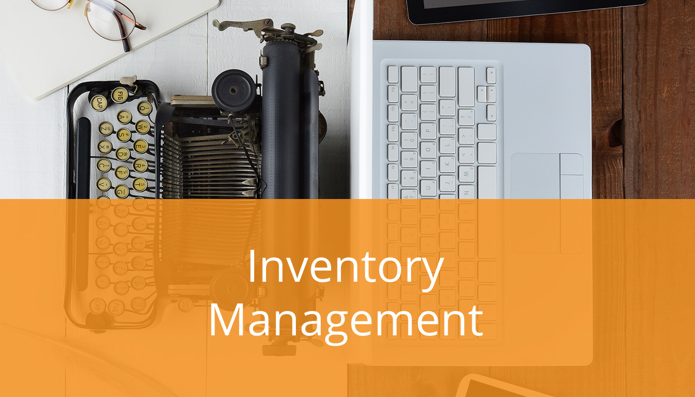 Stop Using Spreadsheets, Start Using Inventory Management Software