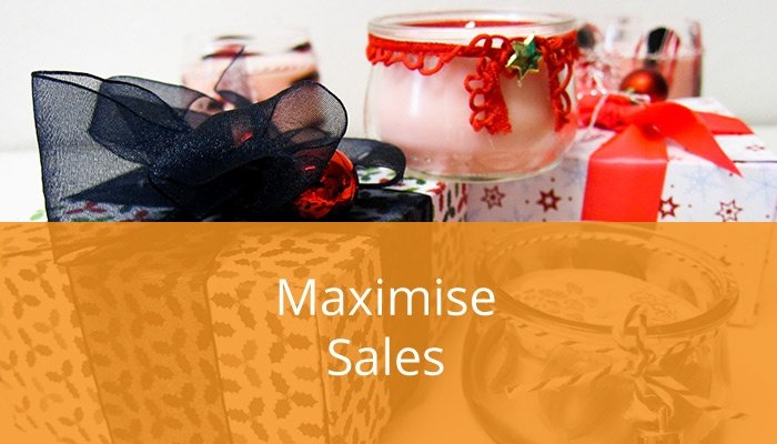Be Prepared - to Maximise Sales this Christmas