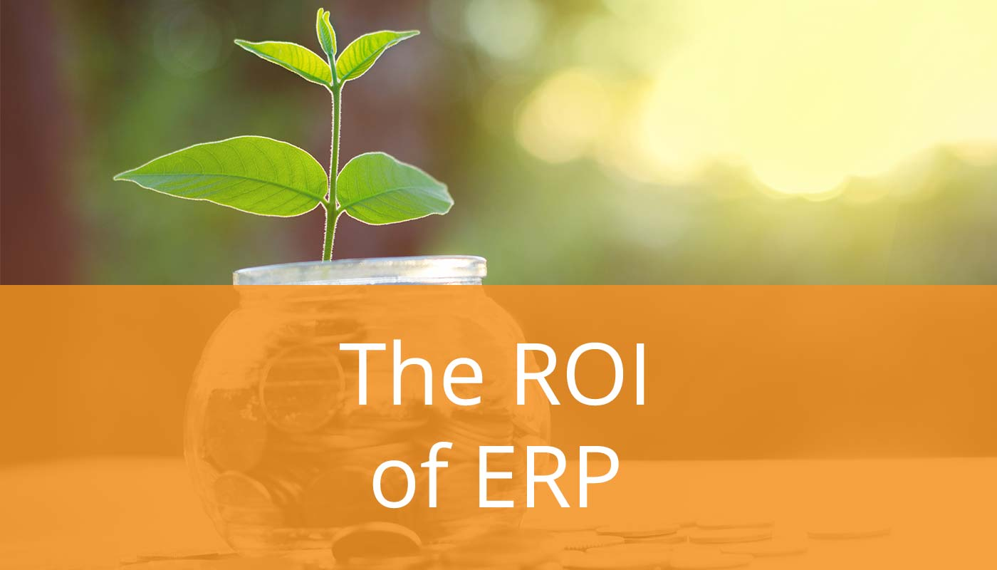 Looking for ROI? ERP Is Bringing Profitable Returns