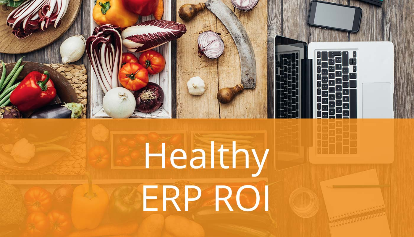 ERP Healthy ROI Ingredients You'll Want to Know