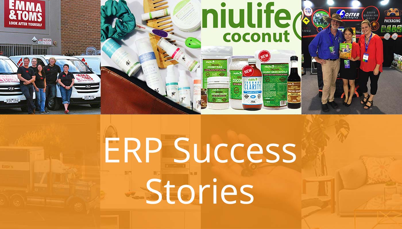 How Are These Businesses Succeeding with ERP?