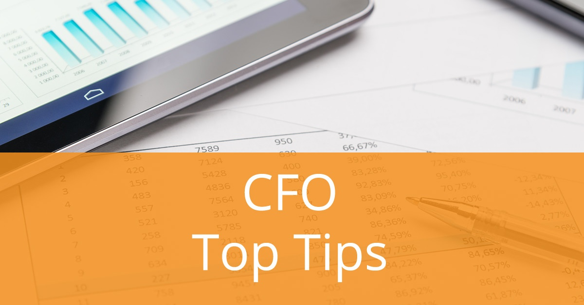 CFO Success this New Financial Year – Top Tips Revealed