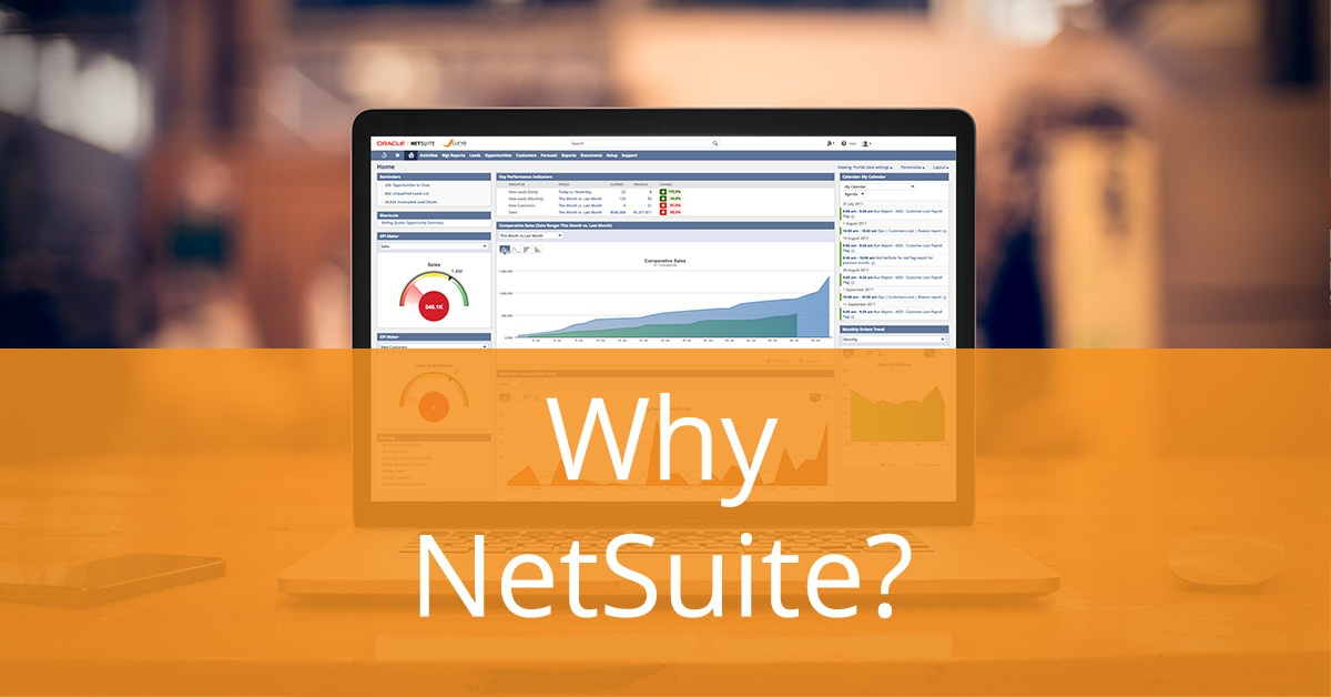 Why Choose NetSuite ERP to Improve Business Performance?