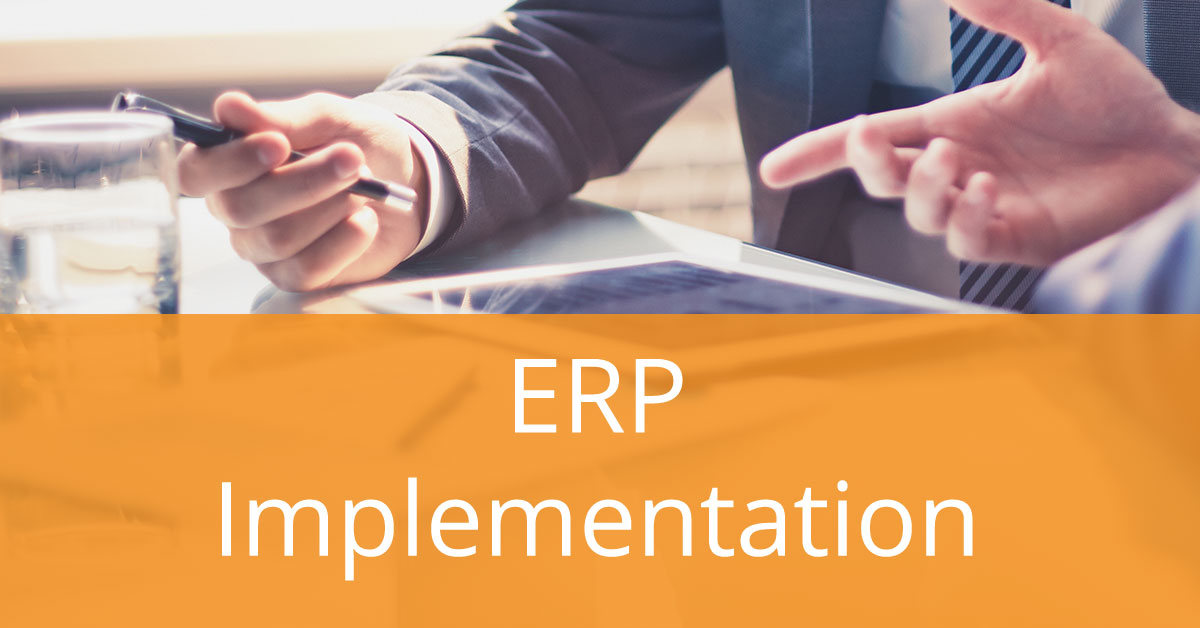 ERP Implementation: Plan to Succeed