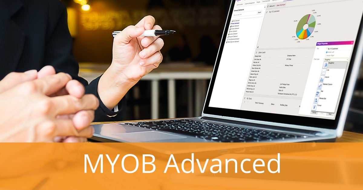 Why MYOB Online Software Is the Right Tool for Your Business