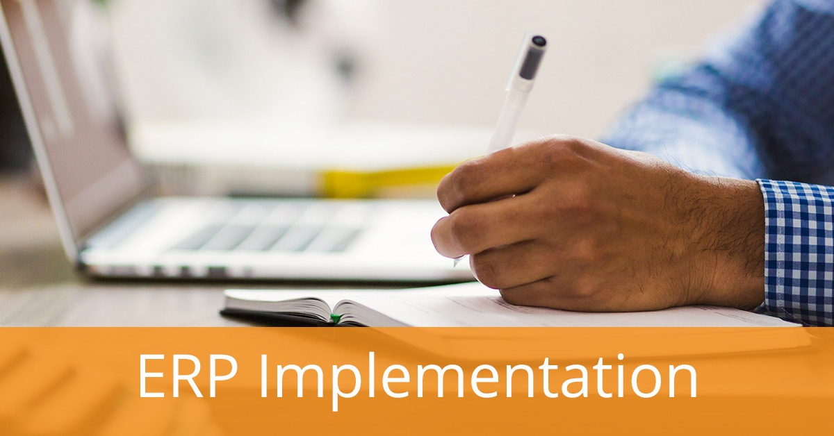 How to Plan for an ERP Implementation: Your Preparation Checklist