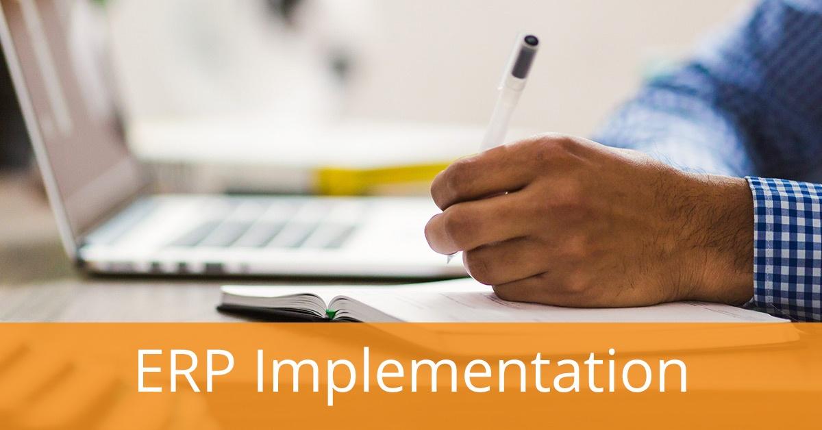 20180430-ERP-Implementation-Preparation-Checklist