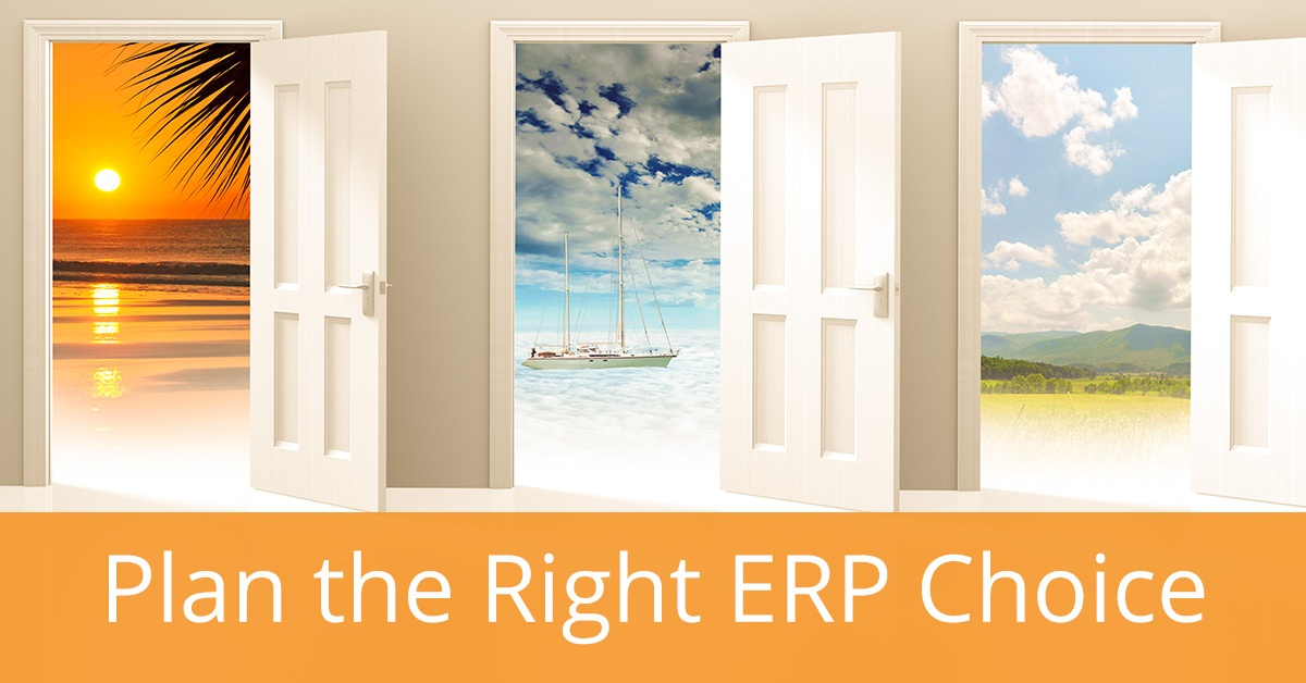 ERP Software Comparison: How to Plan the Right Choice