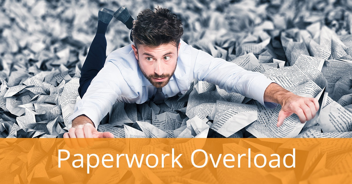 Solving Paperwork Overload (the Enemy of Business Growth)
