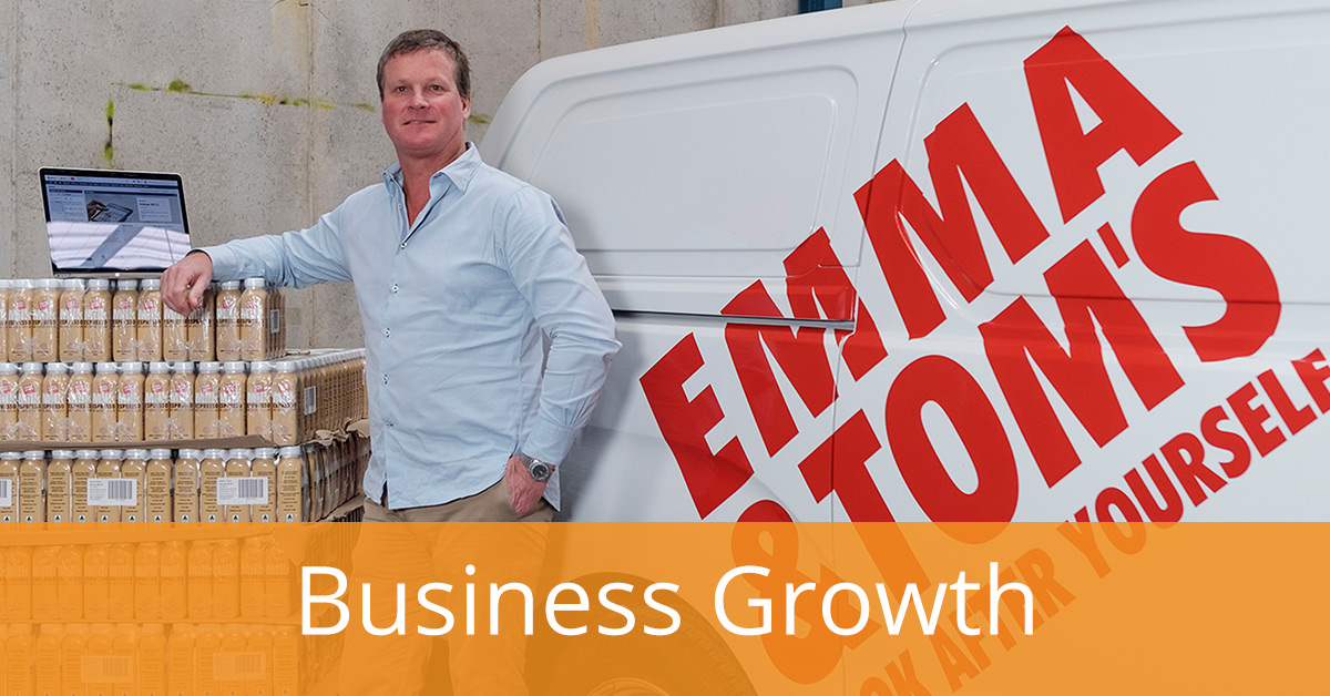 Emma & Tom's Reveal Secrets to Business Growth with Kochie's Business Builders