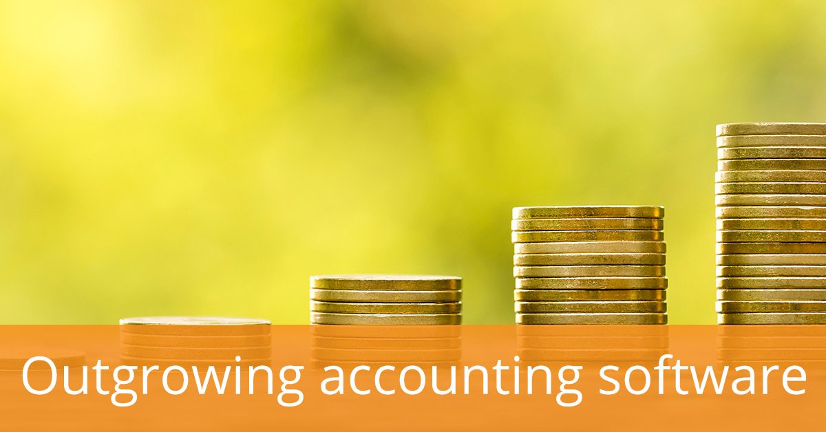 5 Signs You've Outgrown Your Accounting Platform