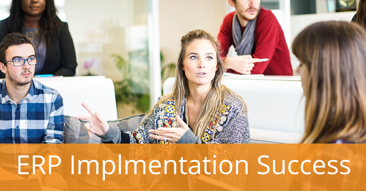 ERP Implementation: Plan Your Success in 7 Steps