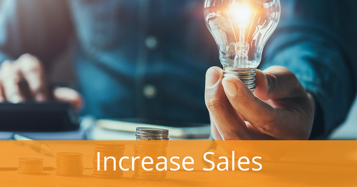 How to Increase Sales (Without Selling)