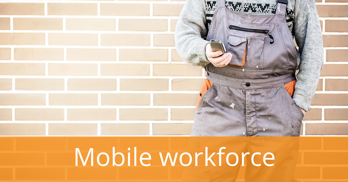 Managing a Mobile Workforce: the Uber-Modern Approach
