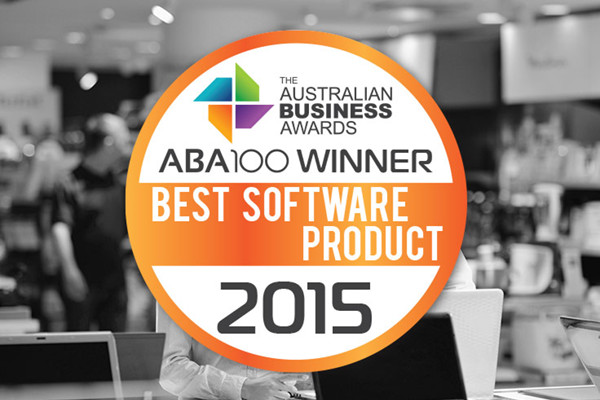 2015 Australian Business Award Winner