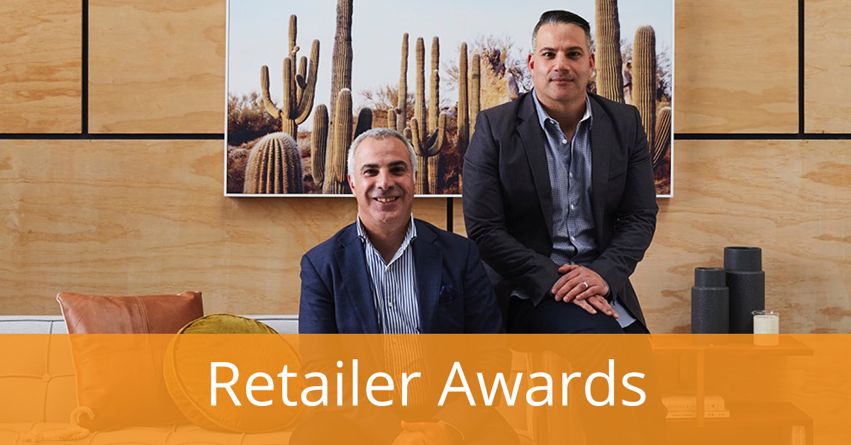 JCS Customer Life Interiors Are Finalists in the Retailer Awards 2019