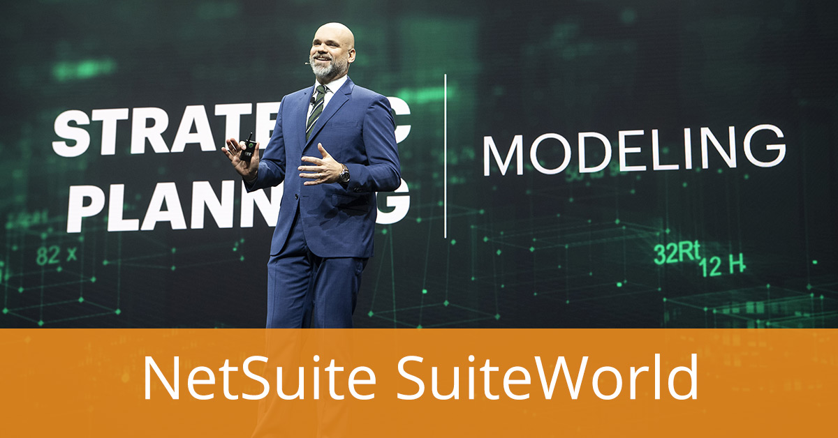 Unlocking Growth | On-Demand Webcast | NetSuite SuiteWorld19