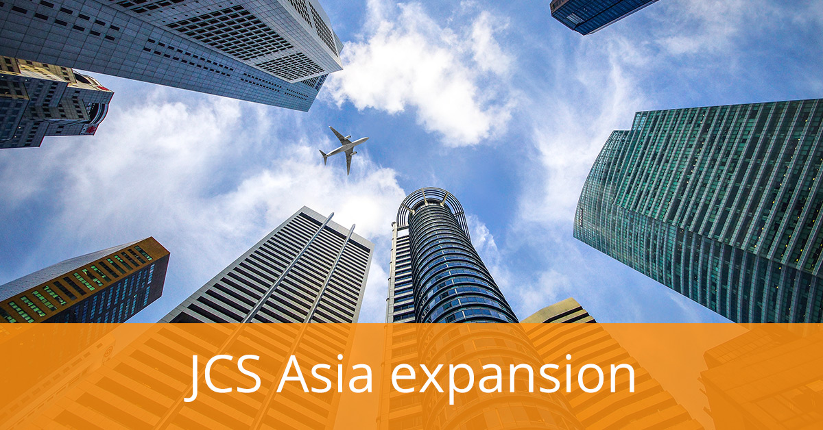 JCurve Solutions ASX Announcement: Further Expansion Into Asia