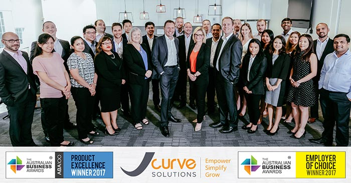 JCurve Solutions Announced as Winner - Employer of Choice and Product Excellence
