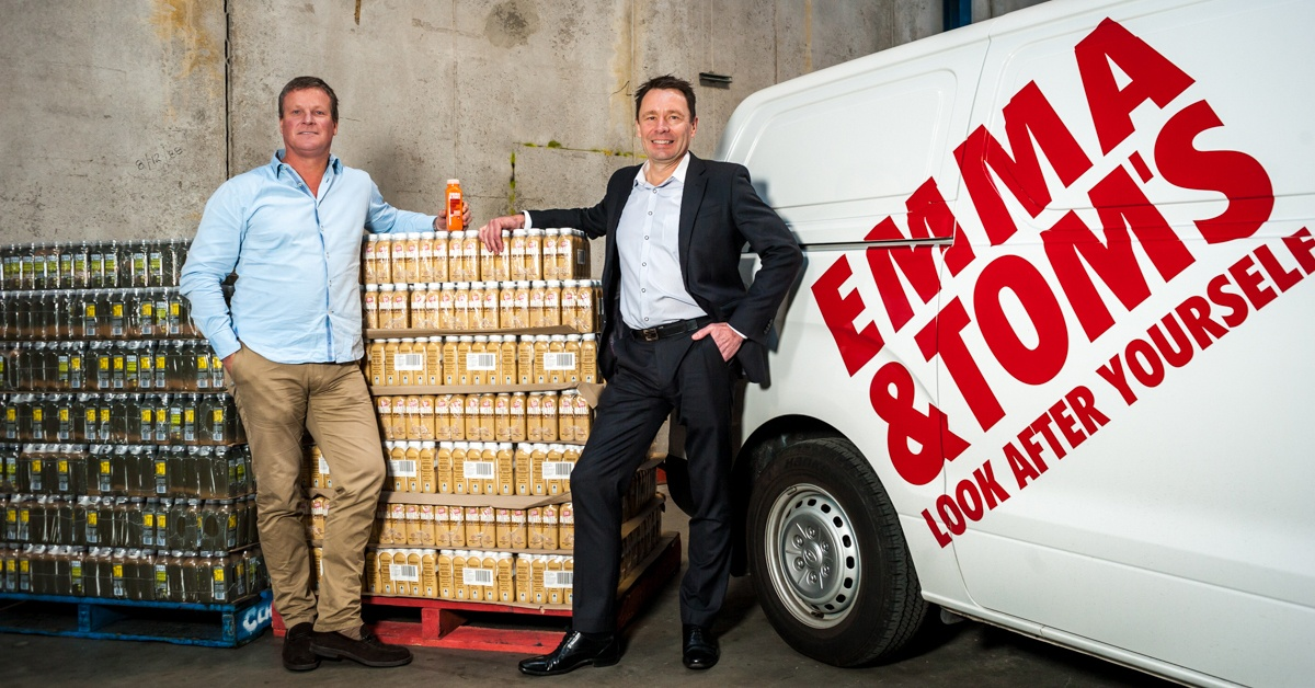 Emma & Tom's Highlighted, Food and Beverage Awards Nearing
