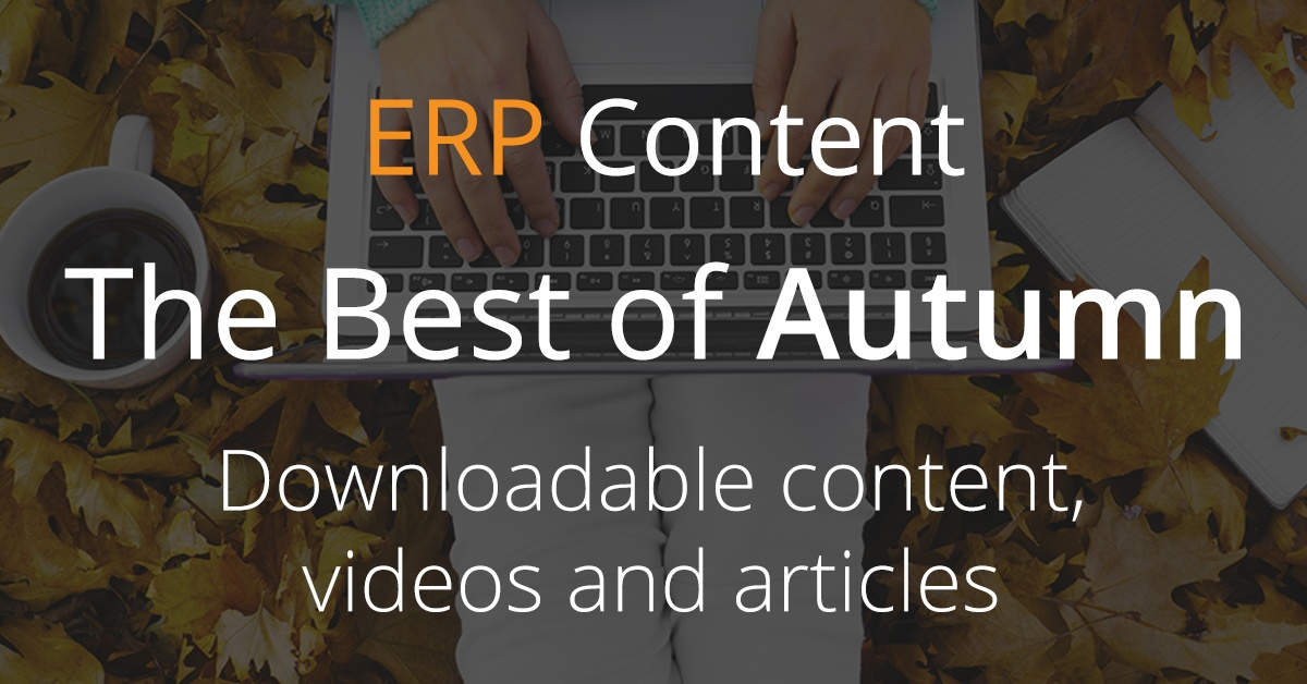 Autumn's Best: Downloadable Content, Videos, and Articles
