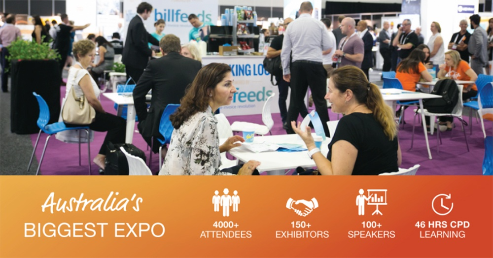 JCurve Solutions at the 2018 Accounting Business Expo
