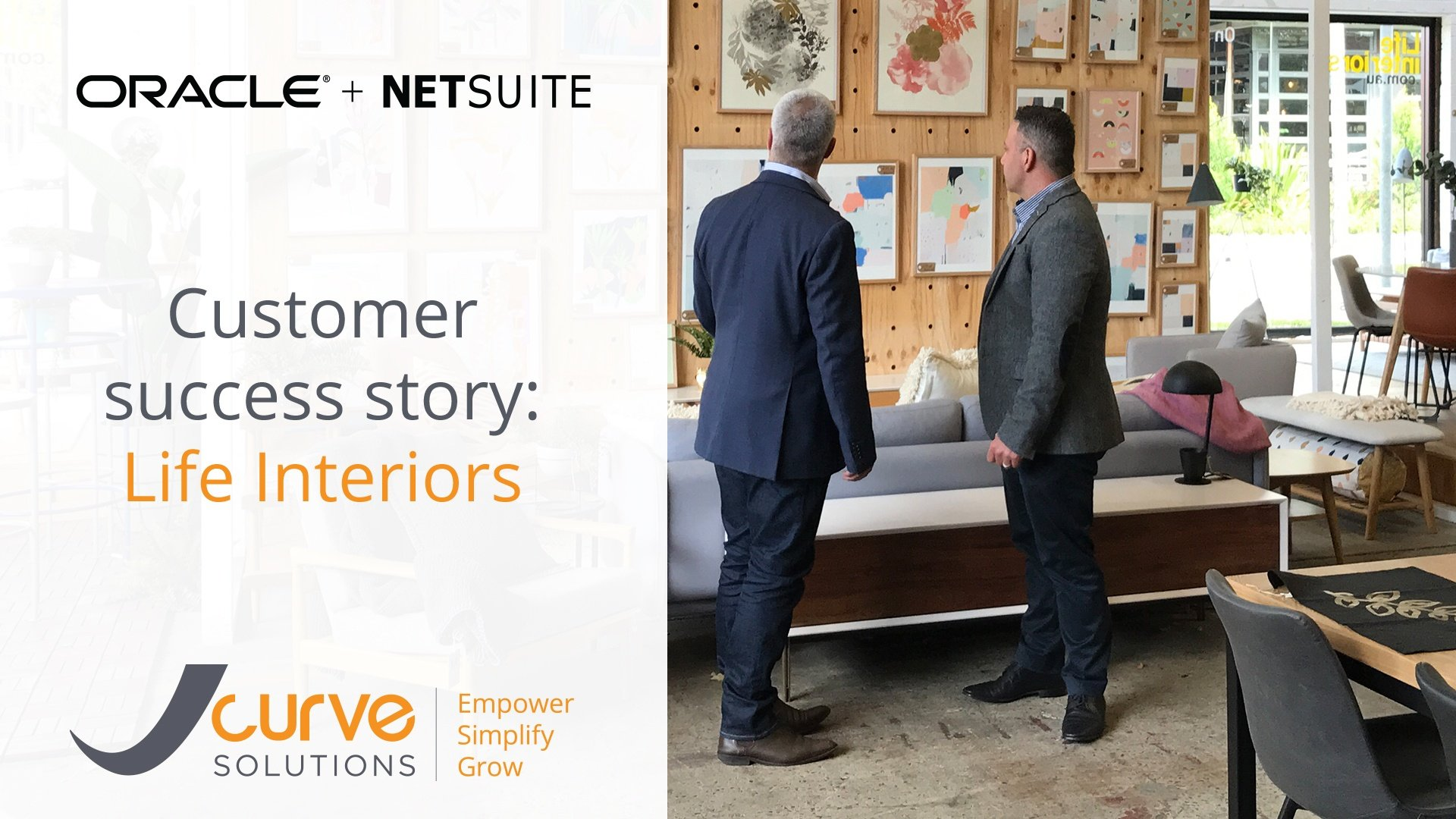 Life Interiors' Story on Seeing Success with Small Business Software
