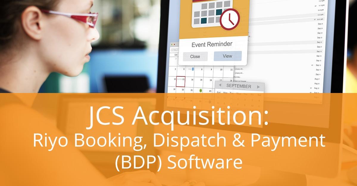 JCurve Solutions ASX Announcement: Acquisition of the Riyo Business